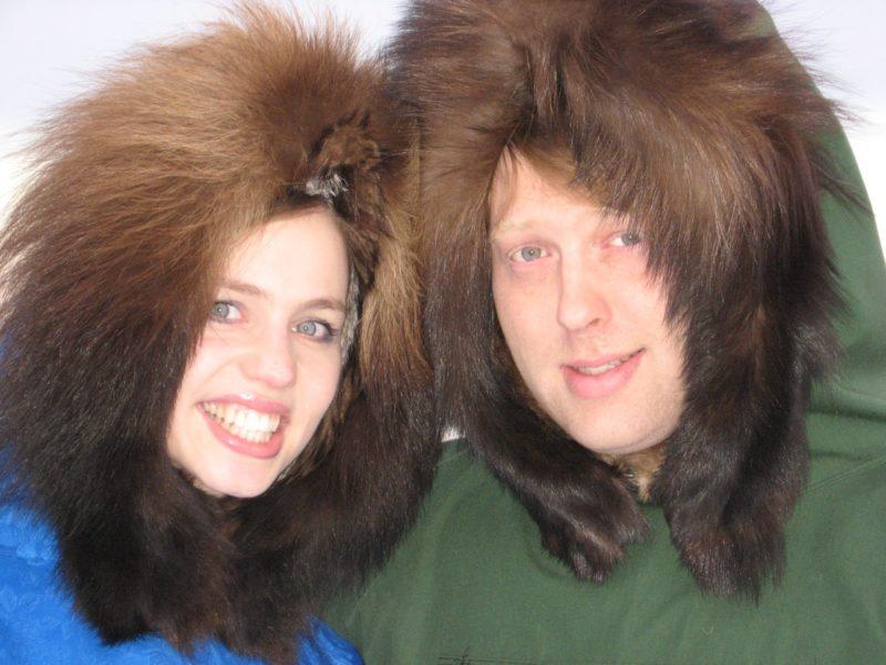The Alaska Teacher and Her Husband