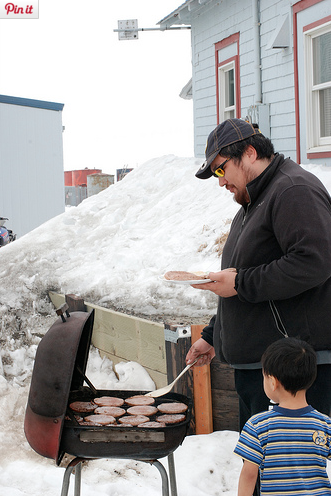 How To Survive: Barbecue In the Snow