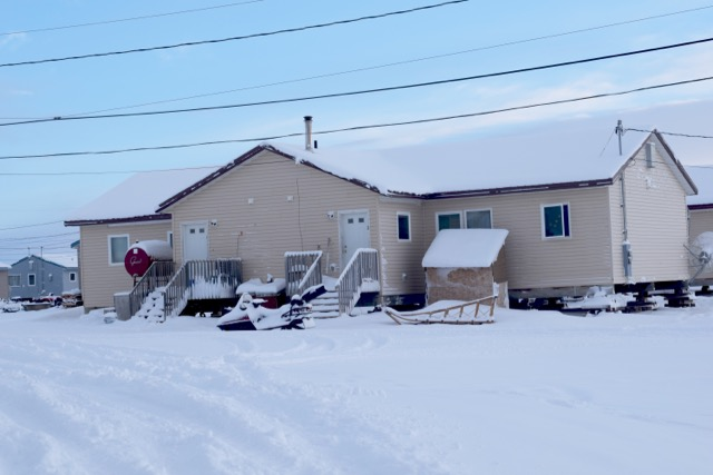 The Alaska Teacher's House