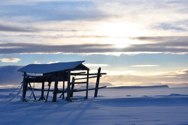 Initaqs in Brevig Mission, Alaska