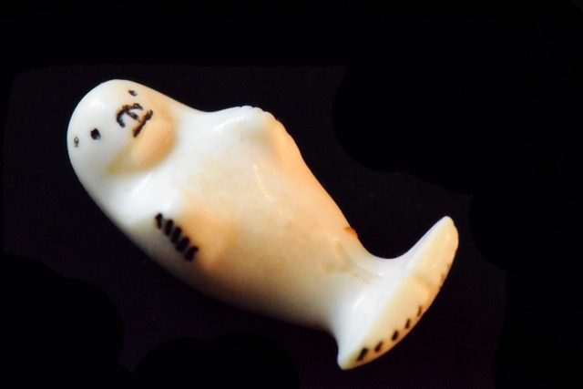 Ivory Carvings- Jack Pootoogooluk