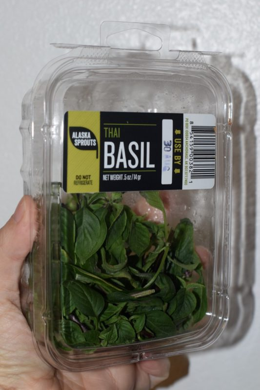 Alaska Food Network Thai Basil