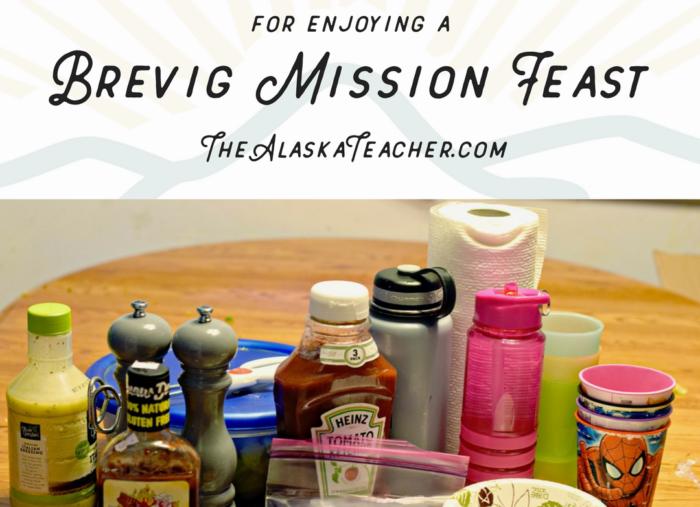 Essentials for Enjoying A Brevig Mission Feast