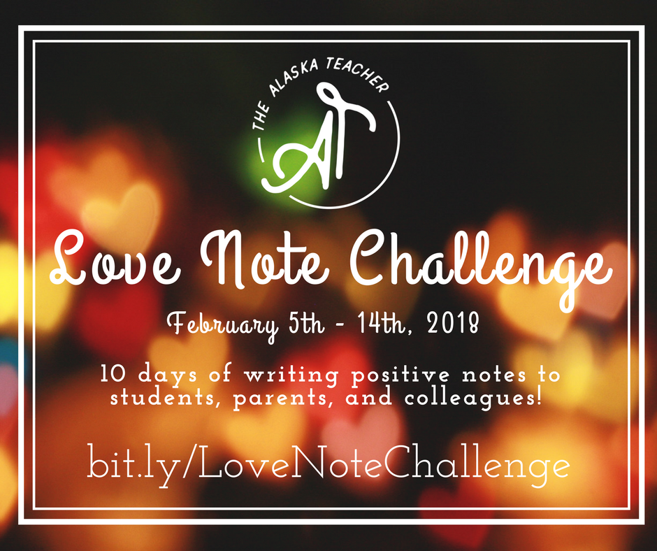 Love Note Challenge 2018 Facebook Advertisement