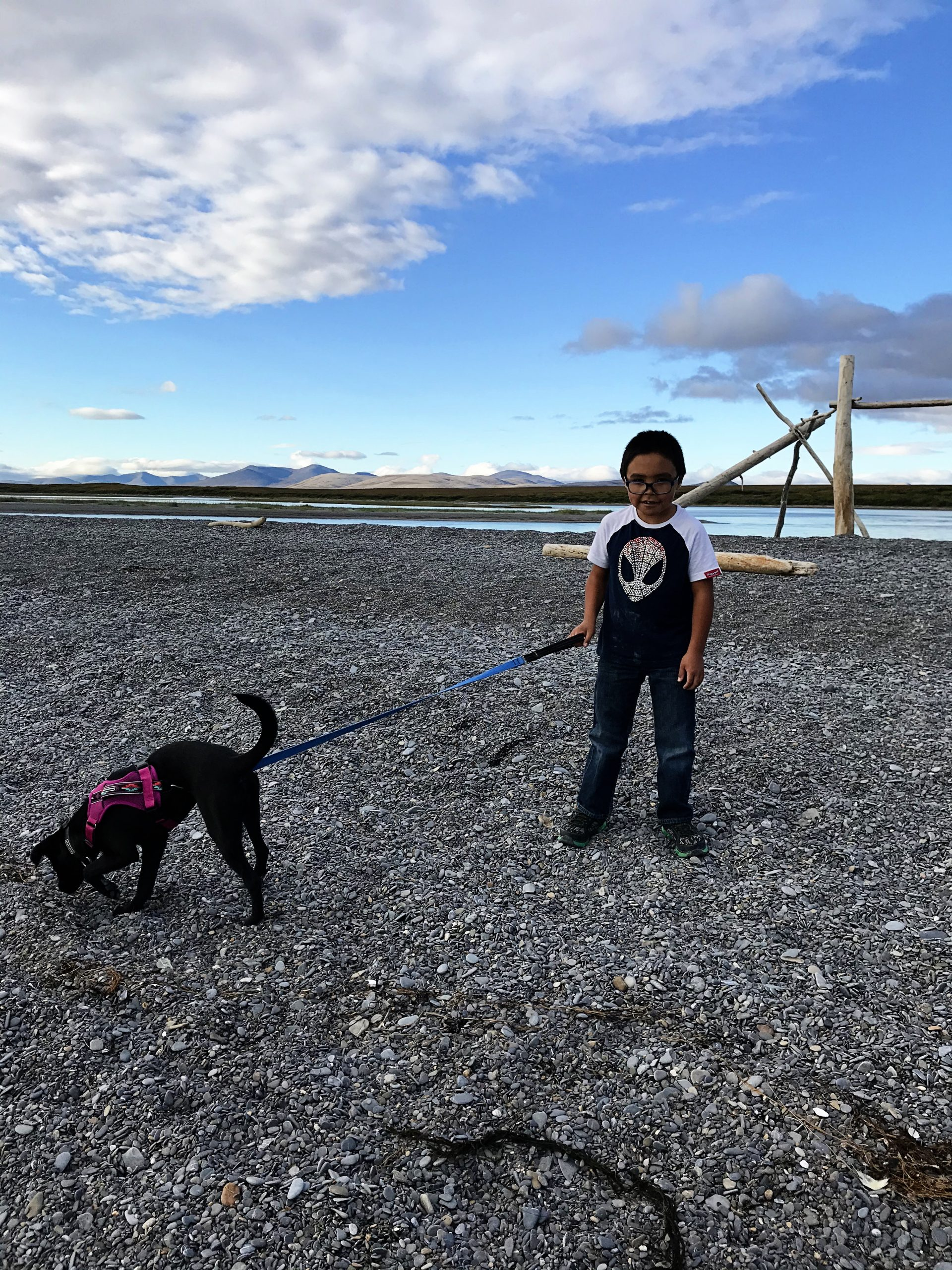 Fishing Adventure Puppy
